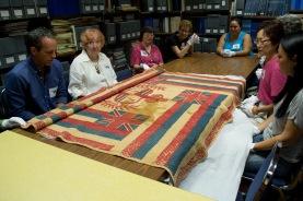 Hawaiian flag quilt