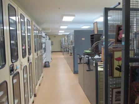 Mauka Storage Area. Photo Credit: NPS/C. Mardorf.