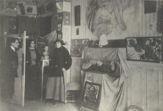 Charlot EXHIBITION REC 1916 1st exhib