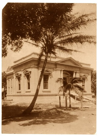 Old Archives Building (photo courtesy of the Hawaii State Archives c.1905)