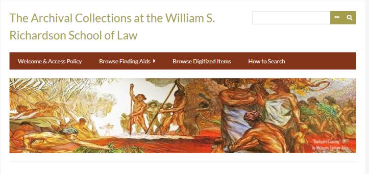 Archival websites
